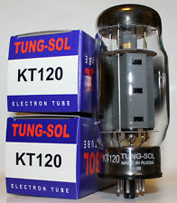 Matched Pairs Tung Sol KT120 tubes, BRAND NEW