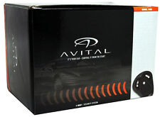 Avital 3100L 1-Way Security System with Siren Two 4-Button Remotes Avital 3100