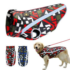 Boxer Dog Winter Coat Pets Clothes for Big Dogs Waterproof Jacket Apparel S-6XL
