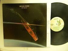 Michael White Lp THE X FACTOR   Elektra 138 VG++ w.lyric insert sleeve