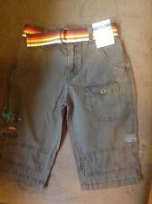 Naartjie Brown Shorts Size 7