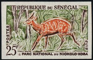 Senegal 199 imperf MNH Animals, Bushbuck