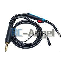 Flex Neck 150A 10' MIG Welding Gun Torch Replacement for Miller M-10 M-15 195605