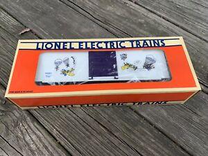 LIONEL 6-19261 Pearls Of Mickey Hi-cube Boxcar #1 NIB, C-9.