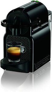 Nespresso Inissia Espresso Machine w/ Starter Sample Pods - Black (EN80B)
