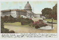 DISTRICT OF COLUMBIA 886- The Capital Washington (Undivided Back (c. 1901-1907)