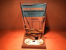 Vintage Archer Color Supreme II UHF/VHF/FM Indoor Antenna with box