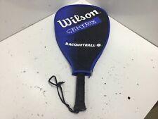 Wilson Centrix Fuzed Graphite Racquetball Racket