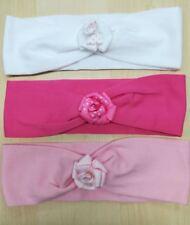FASCIA capelli fascetta fascia accessori bimba morbida elasticizzata vari colori