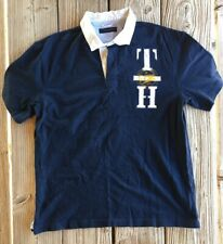 Men's Tommy Hilfiger New York Regatta 85 Polo Shirt TH85 Size Large