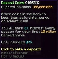 hypixel skyblock 1 million coins