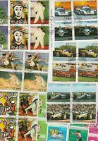 4er Blocks Paraguay postfrisch+gestempelt 228
