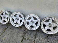 MiM Alufelgen 5 Spoke 7x15 5x120 BMW E12 E23 E24 E28 E34 Opel Commodore BBS