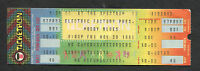1981 Moody Blues unused full concert ticket Philadelphia  Long Distance Voyager