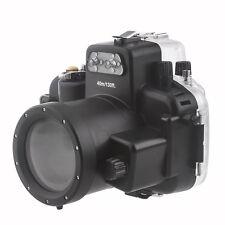 Meikon 40M Waterproof Underwater Housing Case Bag for Nikon D7000 Camera