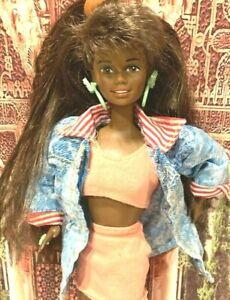 ALL AMERICAN CHRISTIE AA 1991 🌹Original clothing Barbie DOLL 🌹RARE!