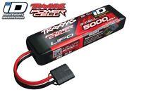 Traxxas 11.1V 5000mah 3S 25C LiPO Battery Traxxas ID Plug 2872X TRA2872X