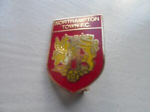 Northampton Town Football Club Enamel Badge (3)