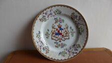 Samson Assiette Porcelaine Paris.Gout de la Chine. Signée . Fin XIXème. Plate.