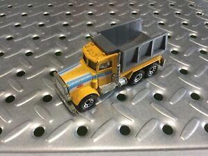 1981 Matchbox Peterbilt Dump Truck
