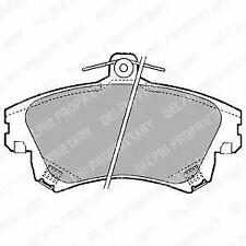 BRAKE PADS Front Axle Delphi LP1398