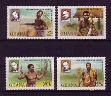 Ghana Michelnummer 813 - 816 A postfrisch ( Hill : 5 )