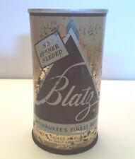 Beer Can Blatz Steel
