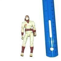 STORM SHADOW (v25) : GI Joe 2008 Hasbro series 24 Modern Figure : (A-14)