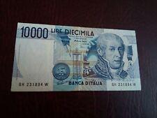 BANKNOTE -  ITALY 10000 LIRA 1984 -