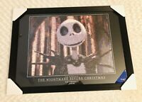 "Tim Burton's Nightmare Before Christmas Jack Framed Photomosaics 29""X21"" NEW HTF"