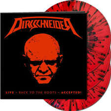 Dirkschneider - Live - Back To The Roots - Accepted! [New Vinyl LP] Black, Ltd E