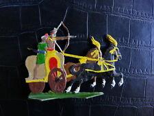 Plats d'étain - Zinnfiguren - Chariot perse n° 1