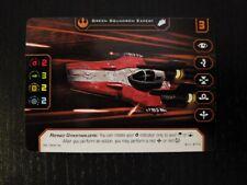 Star Wars X-Wing Green Squadron Expert NA Championship Promo Card GenCon 2019