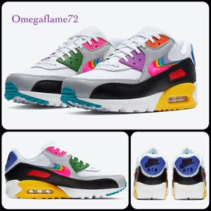 "Nike Air Max 90, Sz UK 11.5, EU 47, US 12.5, CJ5482-100,  ""Be True"""