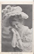 CH27.Vintage Postcard.  Miss Pauline Chase. Actress.
