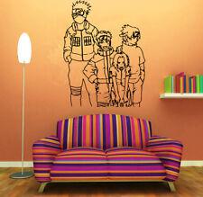 Wall Vinyl Stickers Decals Mural Room Design Art Anime Movie SR164