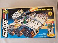 Vintage 1994 GI JOE Blockbuster Hasbro Battle corps.
