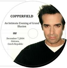 David Copperfield: An Intimate Evening of Grand Illusion 'LIVE' DVD
