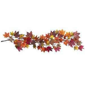 60 Maple Leaf Garland