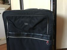 TUMI 2-Wheel Rolling Office Briefcase Laptop Luggage Carry-On