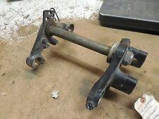 honda cm250 custom steering stem fork triple clamps head crown bridge 1982 1983