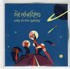 (GH22) The Penelopes, Sally In The Galaxy - 2011 DJ CD