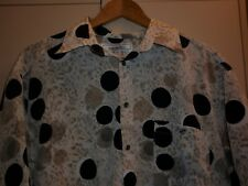 VINTAGE  FUNKY COTTON MIX CASUAL  SHIRT SIZE XL GOOD CONDITION