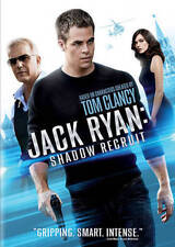 Jack Ryan: Shadow Recruit (DVD, 2014)