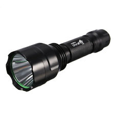 UltraFire C8 CREE T6 LED Flashlight  2200LM 5 Mode 18650 Torch Lamp Camp Light