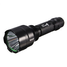 3PCS UltraFire C8 Flashlight 1900LM 1 Mode CREE XML-T6 LED 18650 Torch Light