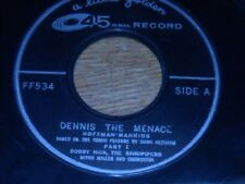 DENNIS THE MENACE.  PART ONE AND TWO.  BASED ON COMIC.