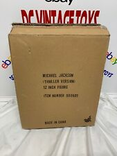 Hot Toys Michael Jackson Thriller Version 1/6 Scale Collectible Figure USA L@@K!