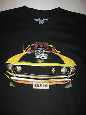 Mustang Men S T Shirts For Sale Ebay