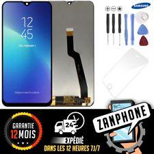 "Ecran ORIGINAL Samsung Galaxy A10 SM-A105F 6.2"" Vitre + LCD sur chassis NOIR"